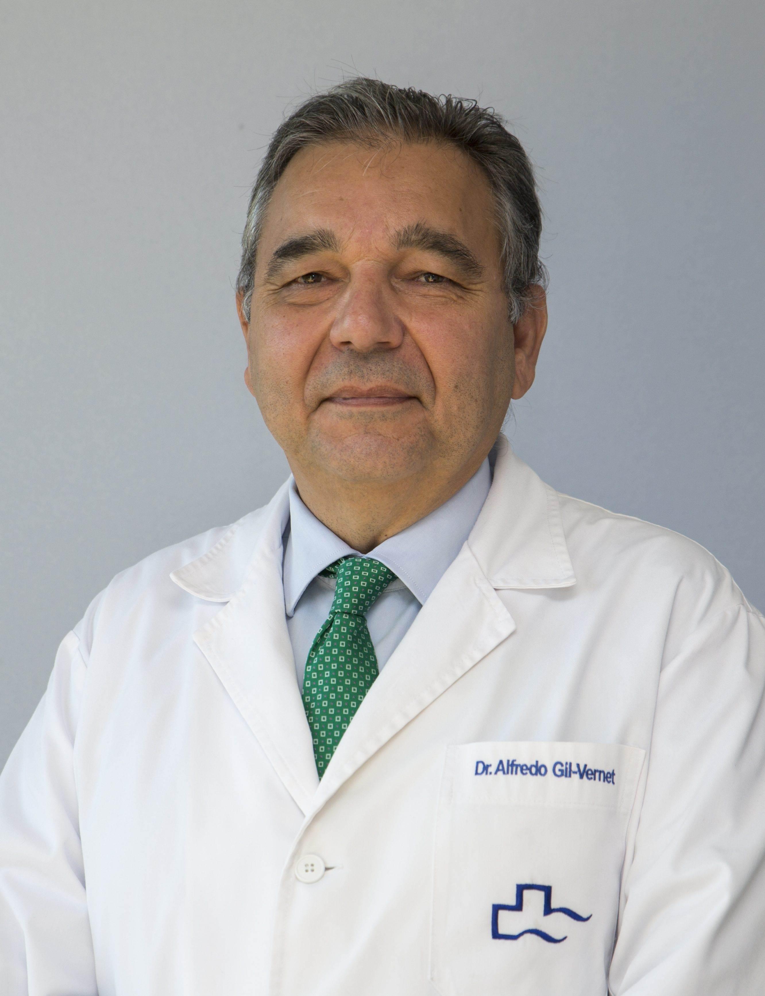 Dr Alfredo Gil-Vernet