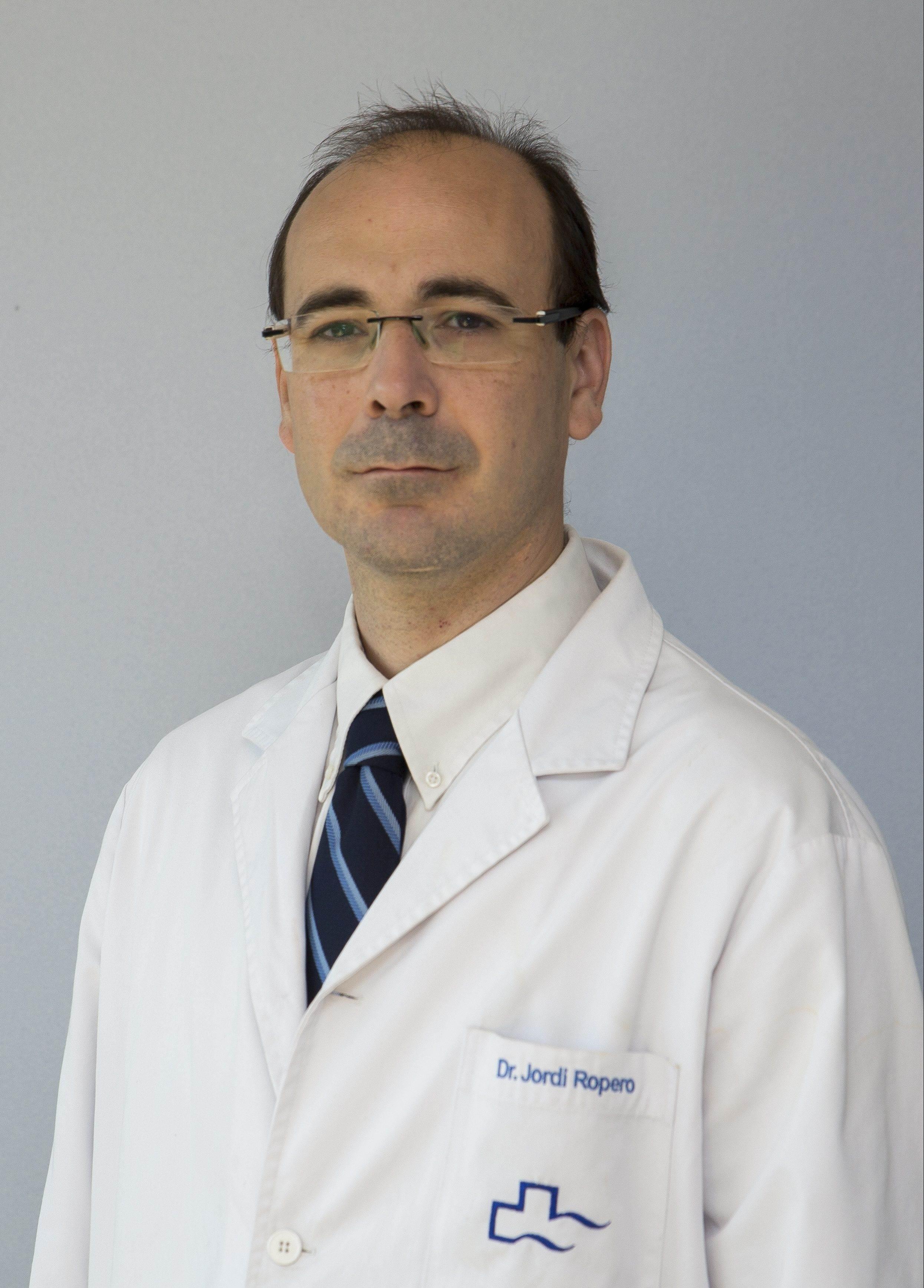 Dr Jordi Ropero